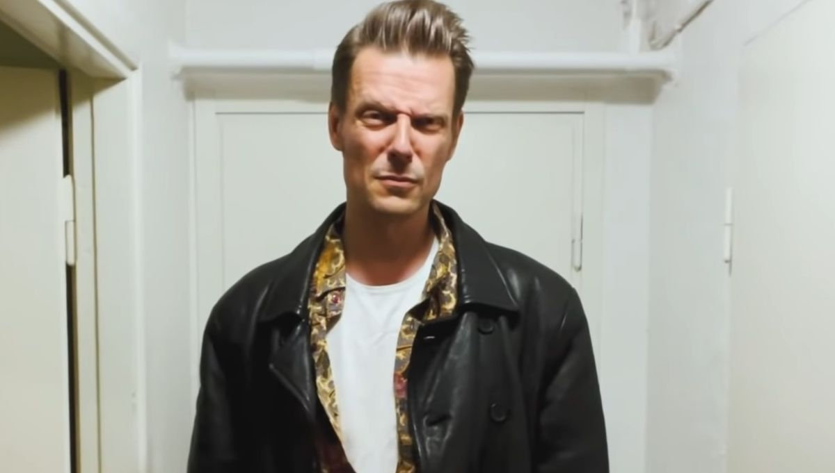 Max Payne's original face and voice team up to prove that 20 years later, he's still got it