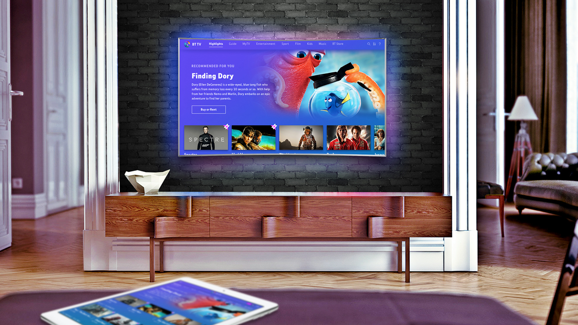 BT TV to get Dolby Atmos, a considerably less crappy interface, live