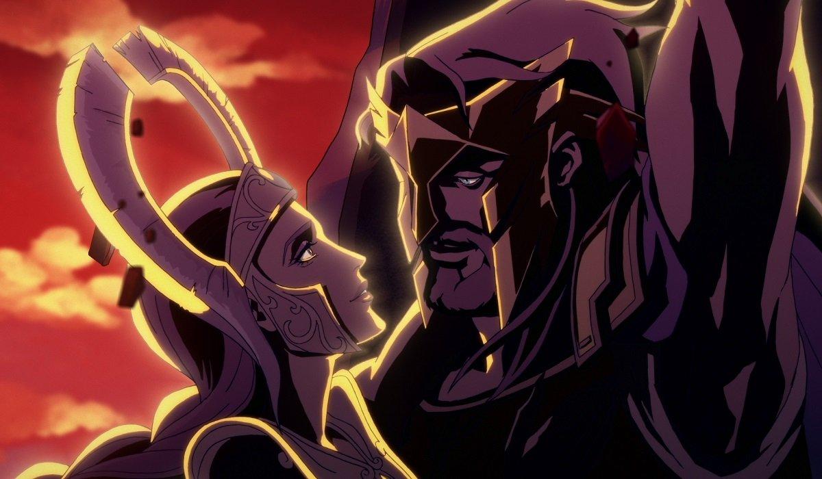 Hera Zeus Blood Of Zeus Netflix