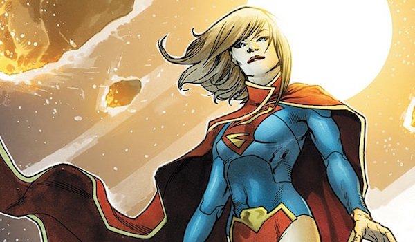 Supergirl comics