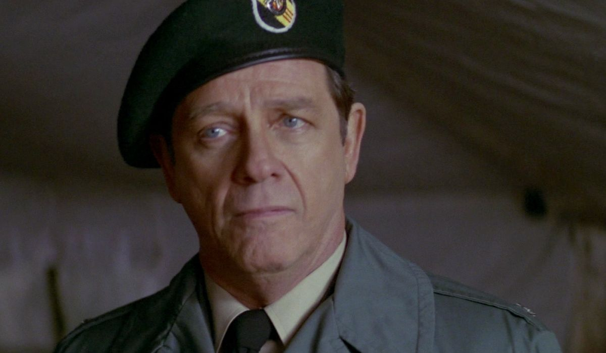 Richard Crenna as Sam Trautman