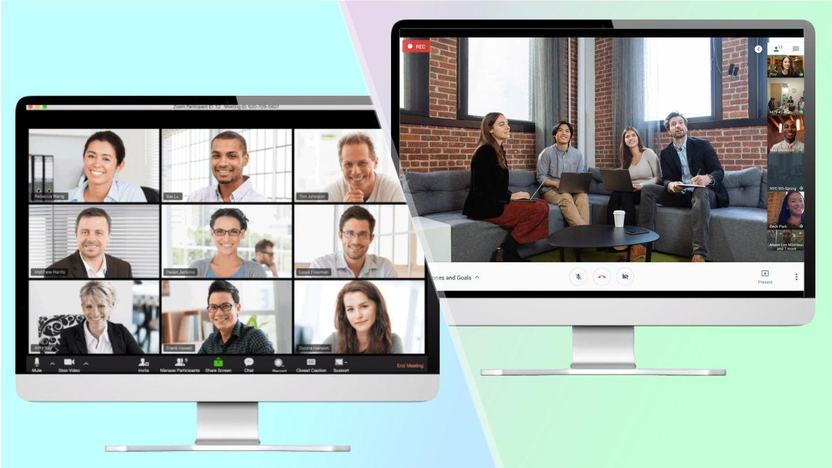 Zoom vs. Google Hangouts: Which video chat service is right for you?