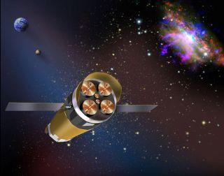 Nano Mirrors Could Improve NASA's Next X-Ray Telescope