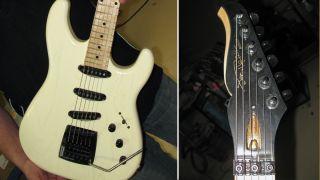 Gibson Authentic Hendrix guitars