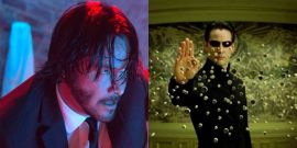 Keanu Reeves Gave The Perfect Answer When Asked Who'd Win In A Fight Between John Wick And Neo