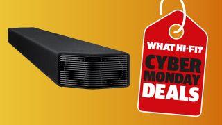 Samsung Cyber Monday soundbar