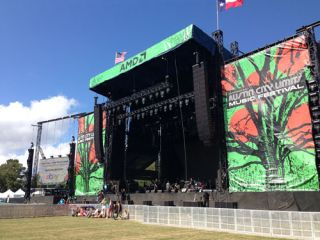 K1 Powers Sound for Austin City Limits