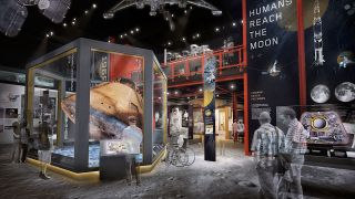 smithsonian air space museum revitalization