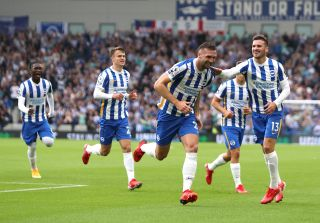 Brighton and Hove Albion v Watford – Premier League – AMEX Stadium