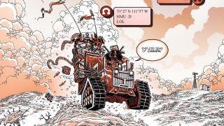 Deadpool: Black, White & Blood