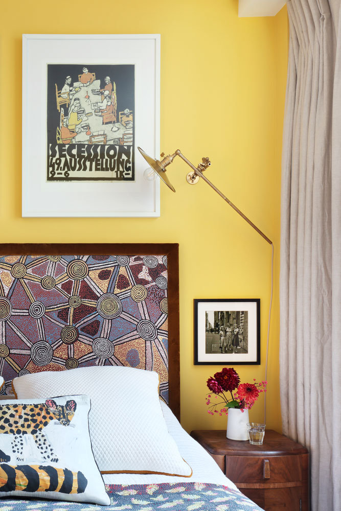 Cool and clever ways with paint