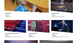 best concert ticket sites