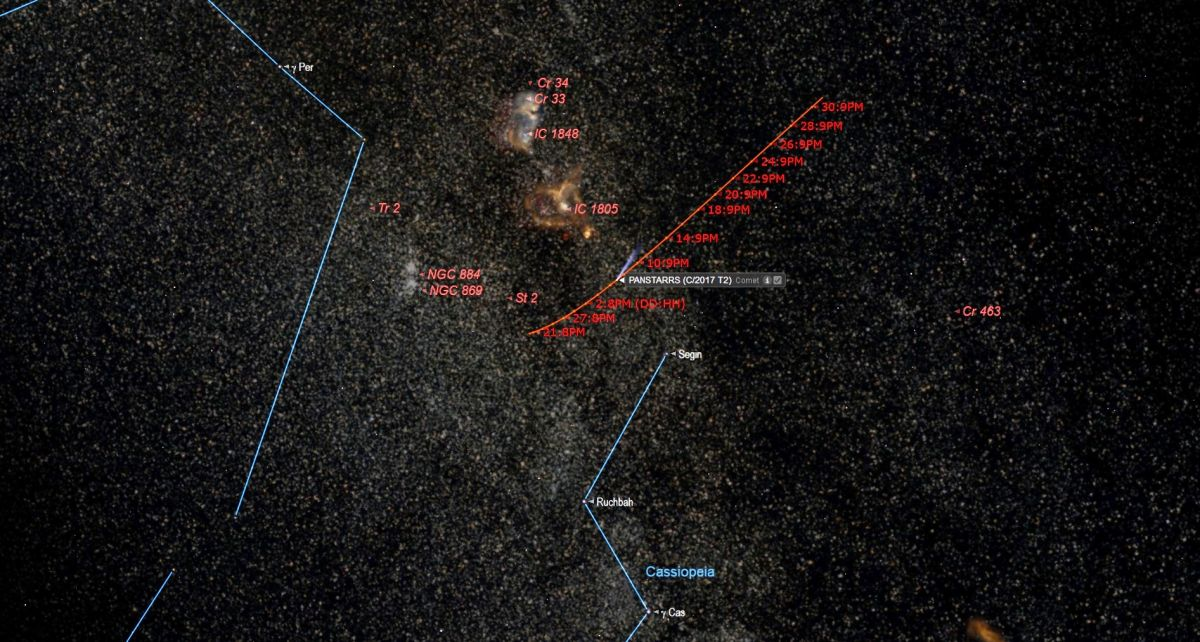 Best night sky events of March 2020 (stargazing maps)