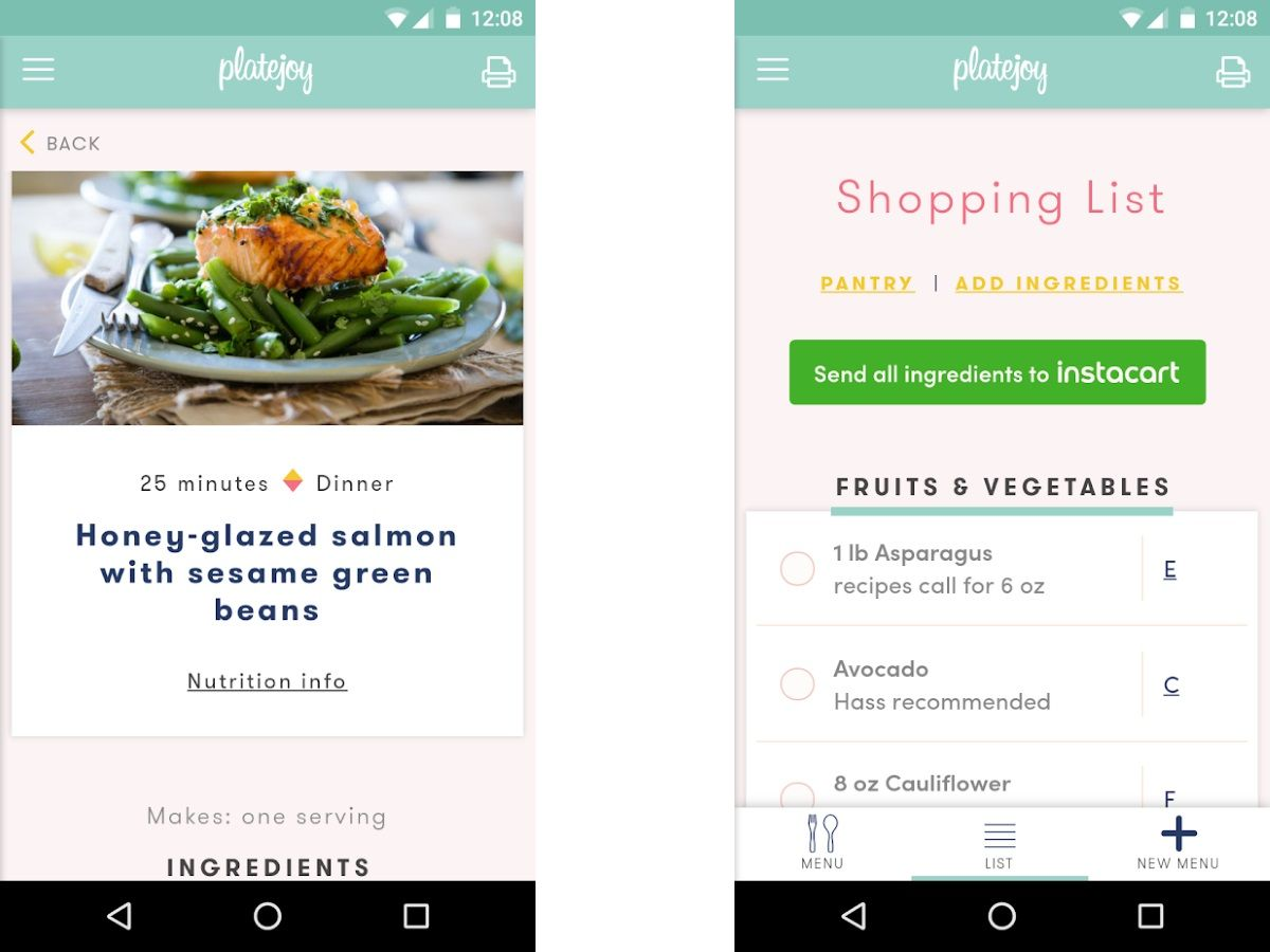 Best Nutrition Apps - Calorie Tracking & Meal Planning for