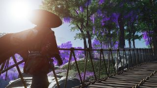 Ghost of Tsushima on PS5