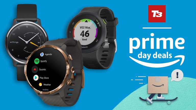 Amazon Prime Day best fitness watch deals: the best deals from Garmin, Withings, Suunto, Fitbit and more