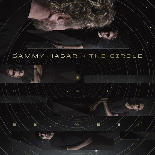 """Listen to """"Affirmation"""" from the Circle, Featuring Sammy Hagar and Michael Anthony"""
