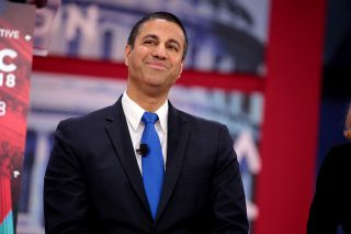 Ajit Pai doubles down on stance that states can't enact net neutrality rules