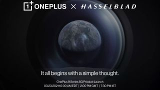 OnePlus 9 to launch on 23rd March, pack 5G and Hasselblad camera smarts