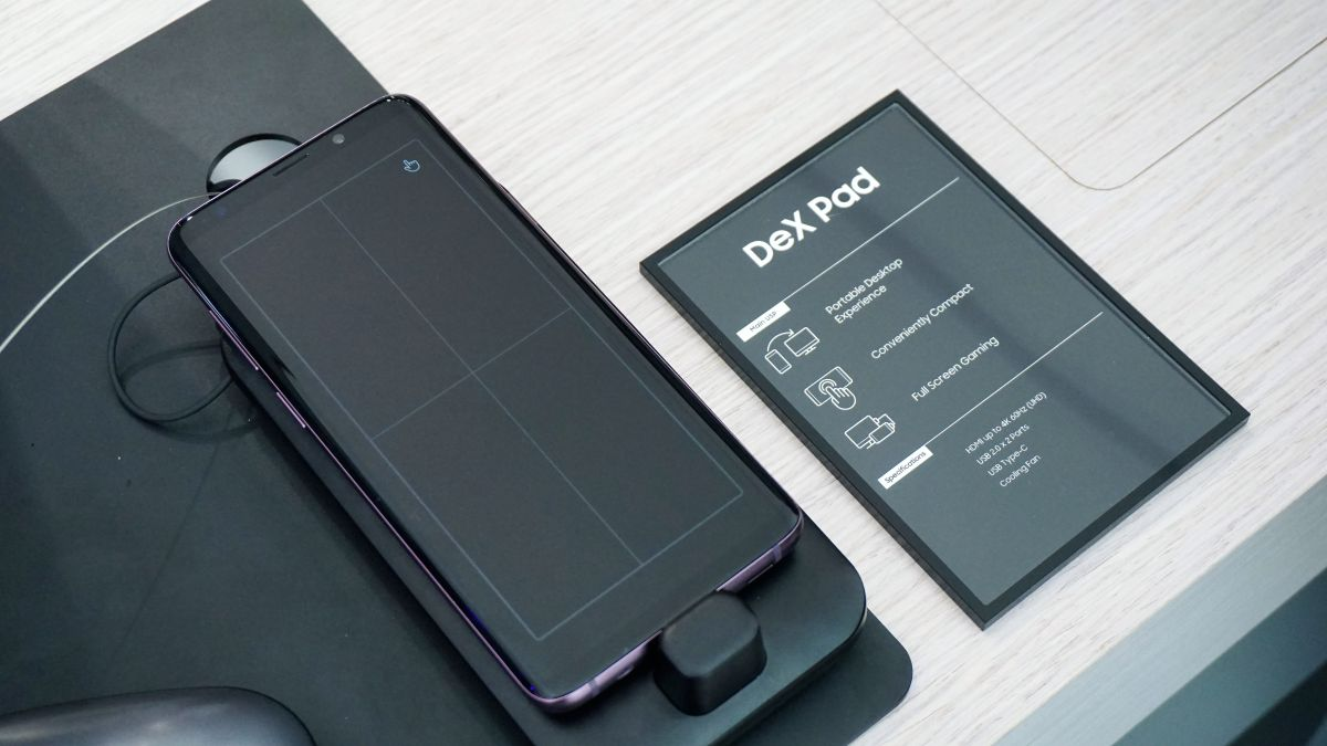 Samsung S9 Dex Review