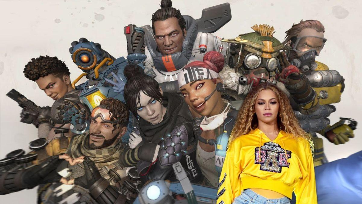 Apex Legends' surprise launch took inspiration from Beyoncé, says Respawn