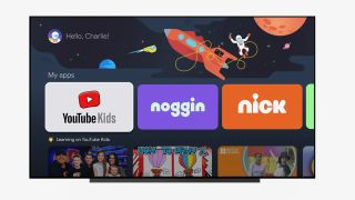 Google TV to add kids profiles and more parental controls