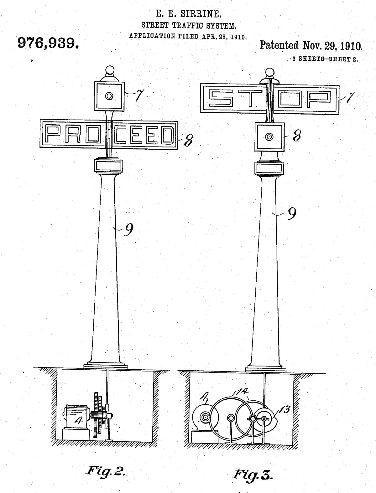 Society Traffic Light Controller Electronic Circuit Schematic