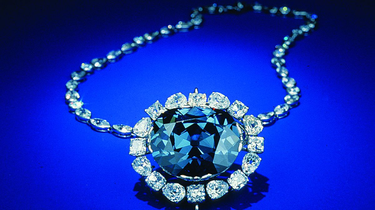 Hope diamond formed stunningly close to Earth's core - Livescience.com thumbnail