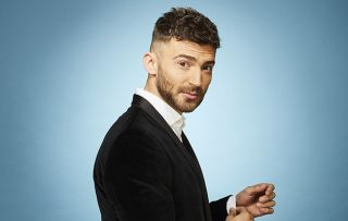 Jake Quickenden skates to victory on Dancing On Ice