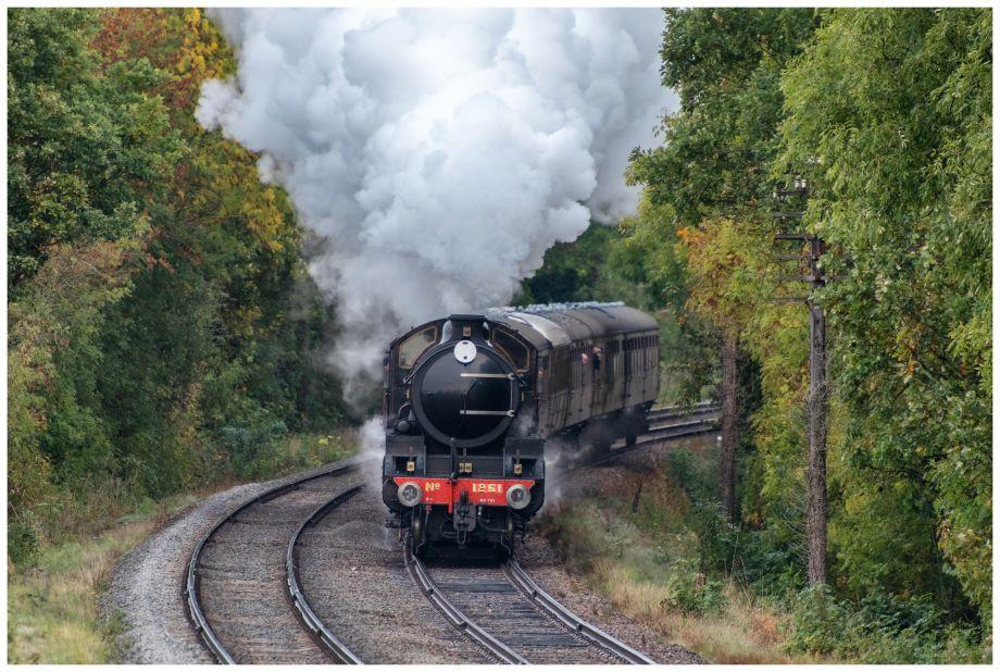 Steam Train Britain