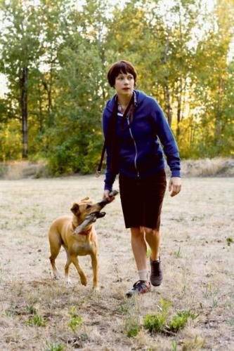 Wendy and Lucy - Michelle Williams plays a young woman hoping for a better future with her dog
