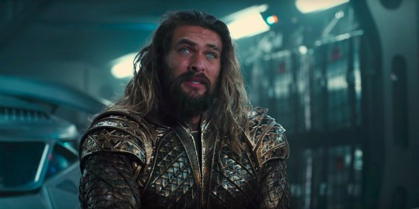 Jason Momoa Justice League Arthur Curry Aquaman