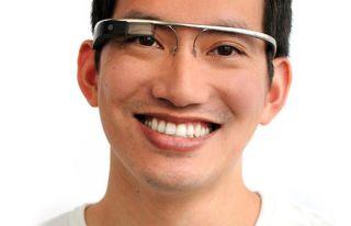 Google Glasses Model