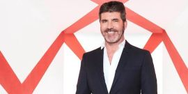 Simon Cowell Taken To Hospital After Fall