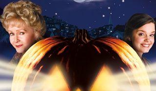 Debbie Reynolds in Halloweentown before her death