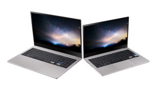 Samsung Notebook 7 laptops. [Image: Samsung]
