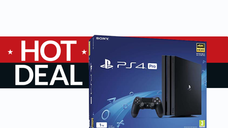 Sony PlayStation 4 Pro console gets a rare BIG discount that makes it a must see | T3