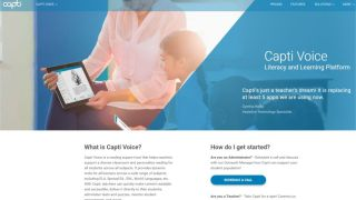 Capti Voice - Speech synthesis for the education sector
