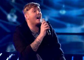 X Factor's James Arthur suffers panic attack