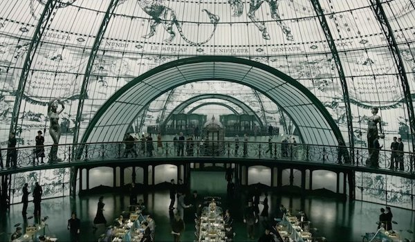 Magical headquarters in Fantastic Beasts: The Crimes of Grindelwald
