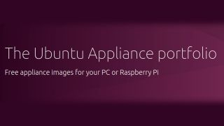 Ubuntu Appliance
