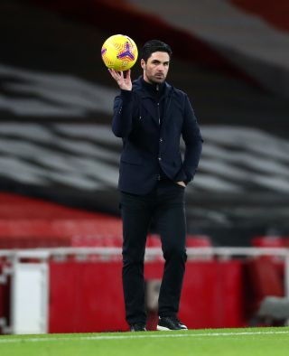 Mikel Arteta believes he has enough fighters in his Arsenal squad.