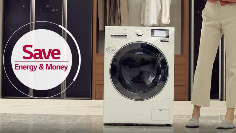 the best washing machine: LG FH4G1BCS2