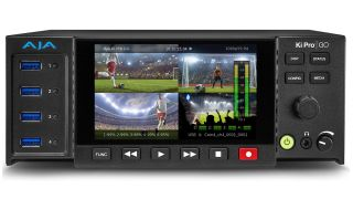 AJA Video Systems has released Ki Pro GO v2.0 firmware for its portable multi-channel H.264 recorder and player.