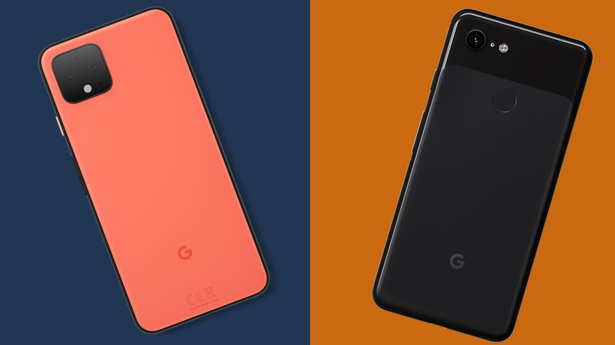 Google Pixel 4 Vs Pixel 3 What Upgrades Does Google S Newest Phone Bring Techradar