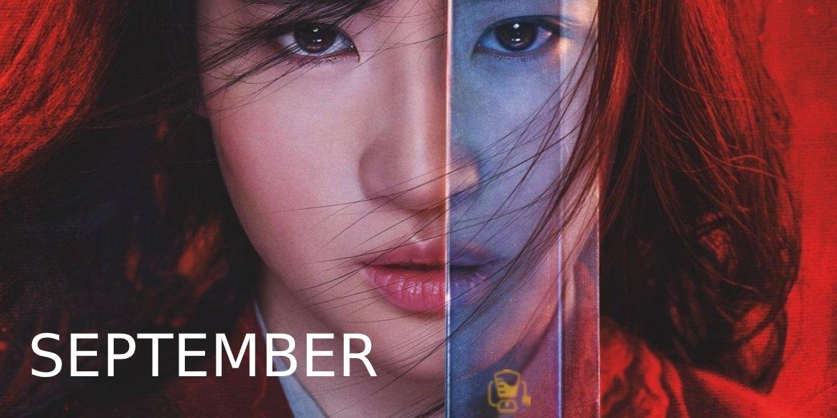 Mulan September 2020