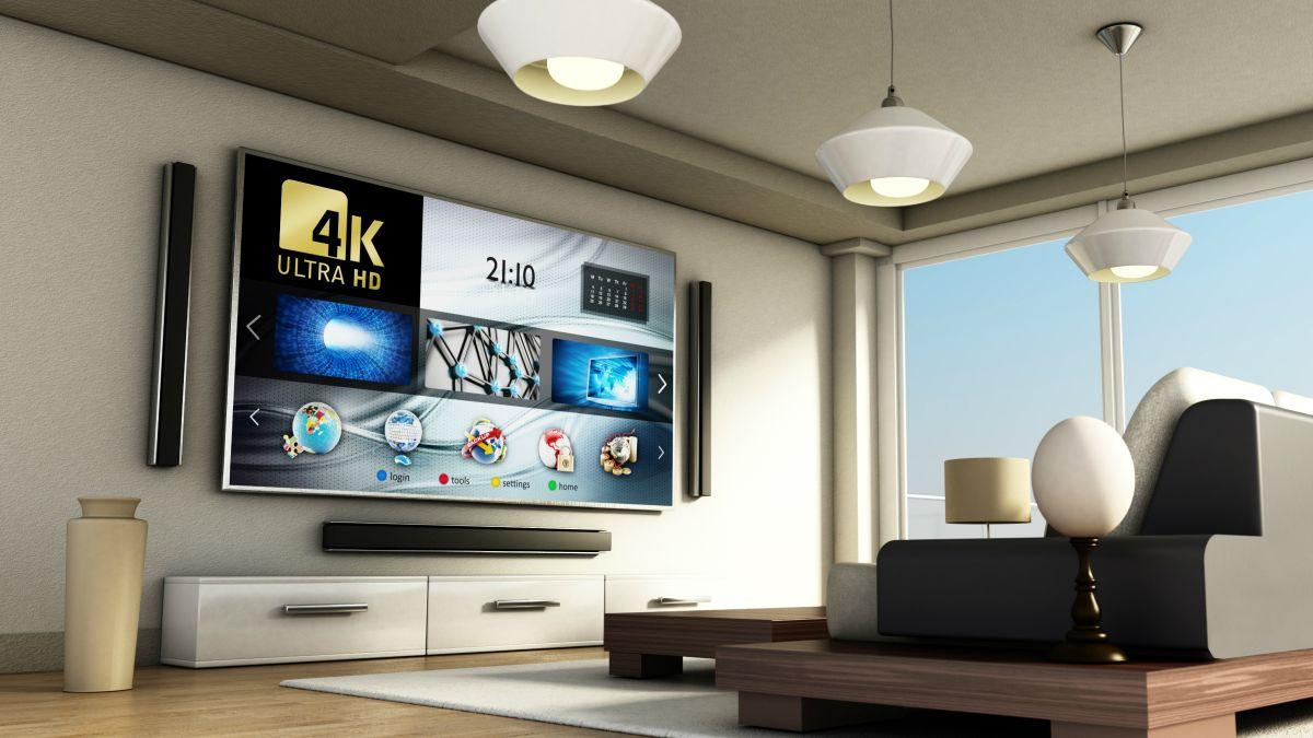 How To Maximize Your Living Room For A 4k Tv And Home Cinema Techradar