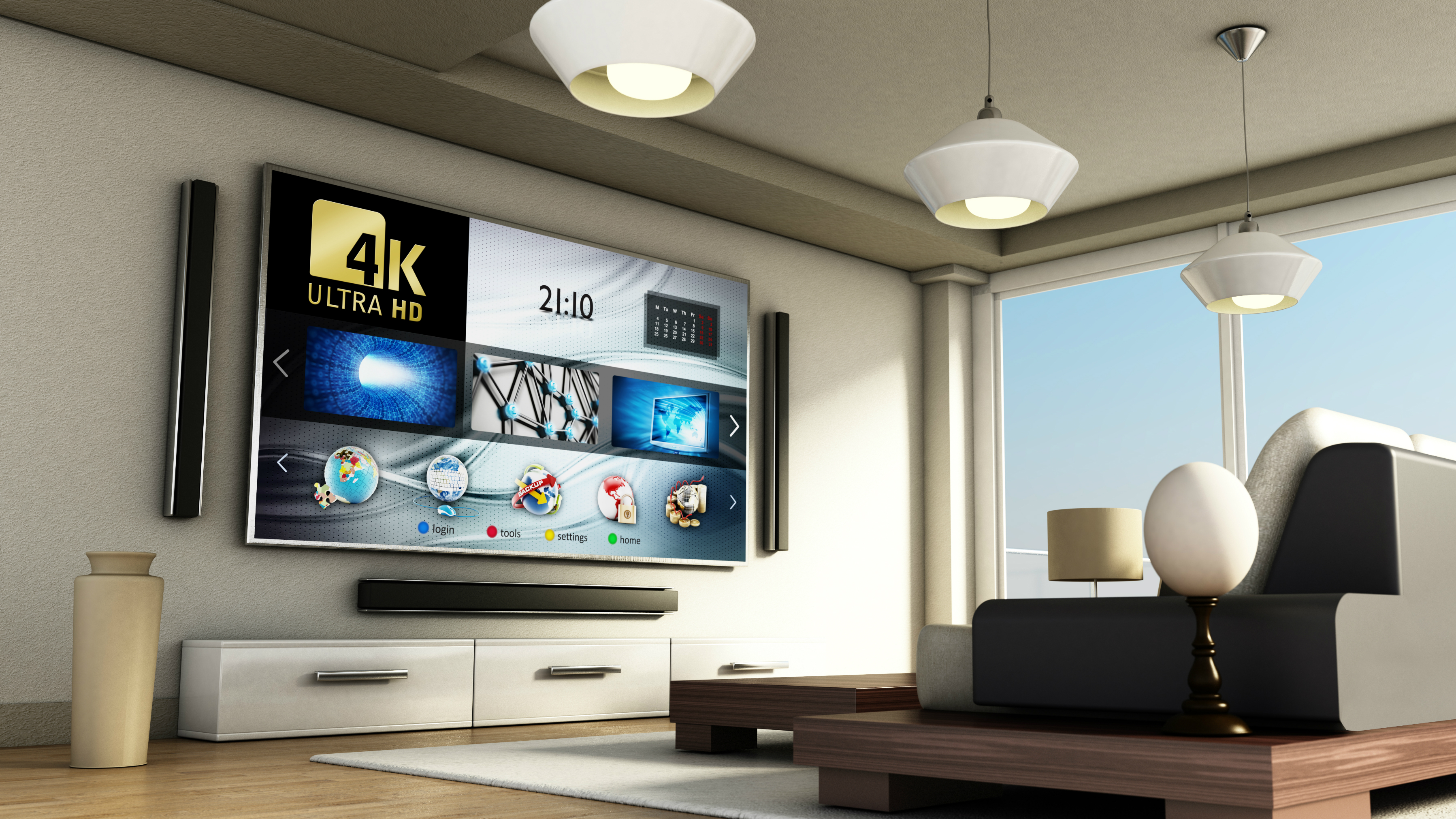 How To Maximize Your Living Room For A 4k Tv And Home Cinema Techradar