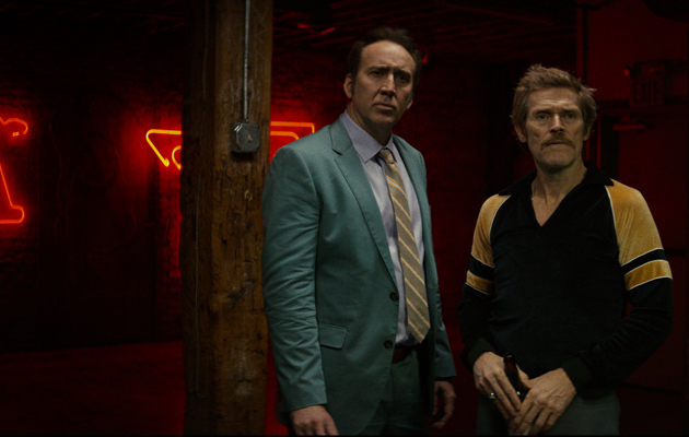 Dog Eat Dog Nicolas Cage Willem Dafoe