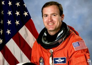 NASA Astronaut James Halsell Jr.